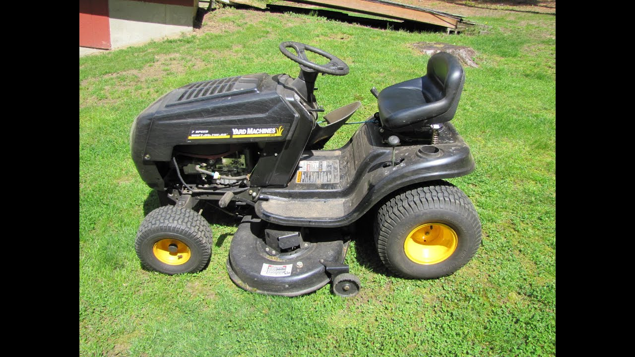 small resolution of mtd yard machines craftsman transaxle repair no more jumping out of gear