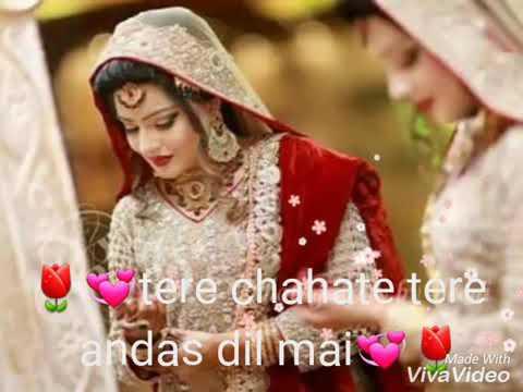 teri chahte tera andaz dil me || WhatsApp_status ||तेरी चाह्ते तेरा अंदाज़  दिल में