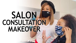 One-On-One Consultation: Salon Makeover with Celebrity Stylist Kiyah Wright