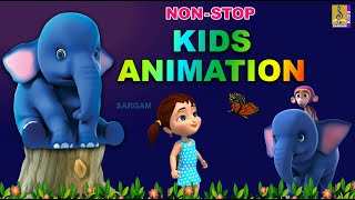 LIVE STREAM  Non Stop For Children | Stories & Songs | Best cartoons | Malayalam Kids Animation
