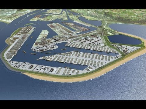 World's Busiest Port - Port Of Rotterdam Documentary - Pre Historic TV