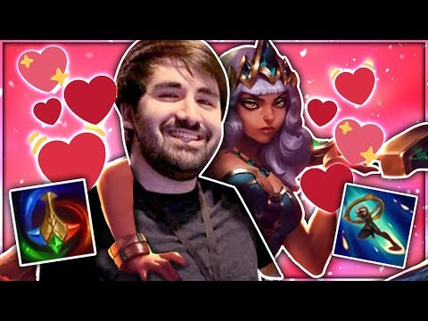 Is Qiyana the HARDEST Champ Ever? MY NEW MAIN 😍  Voyboy - League of Legends