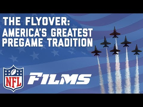 The Flyover: America's Greatest Pregame Tradition | NFL Films Presents
