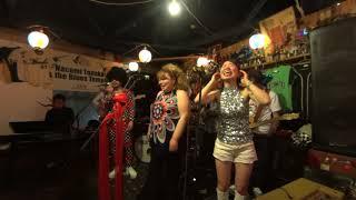 20180210 大阪ハウリンバー♯10 恋の季節みなしごハッチ マッハGOGOバンド ういるびい.