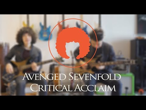 Avenged Sevenfold  Critical Acclaim Dual  with student + Tab