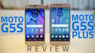 Moto G5S, Moto G5S Plus Review | Which One's Better for You