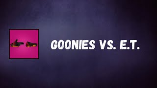 Run The Jewels - ​goonies vs. E.T. (Lyrics)
