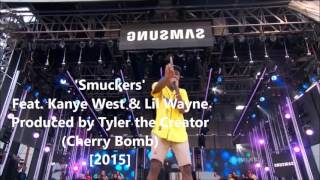 Songs Sampled in Tyler the Creators Music