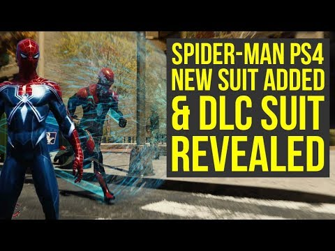 Spider Man PS4 HUGE DAY ONE UPDATE Adds...