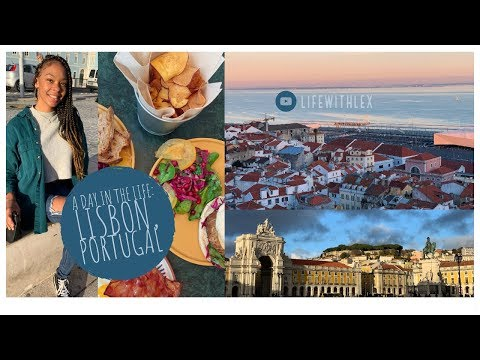 Day in the Life: Lisbon Study Abroad Vlog