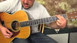 Adam Lambert Whataya Want From Me What Do You Want From Me Super Easy Beginner Guitar Lesson