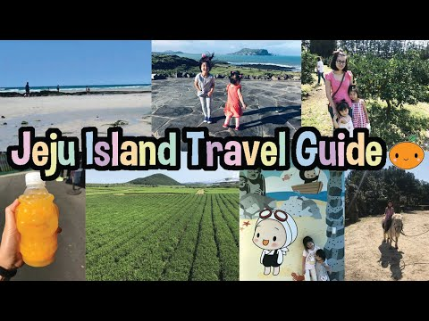 Watch this before visiting Jeju-do: Jeju Travel Guide