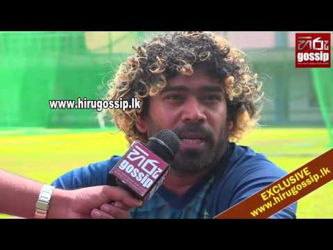 Lasith Malinga exclusive interview