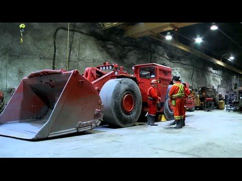 Mobile Equipment In Underground Mines.