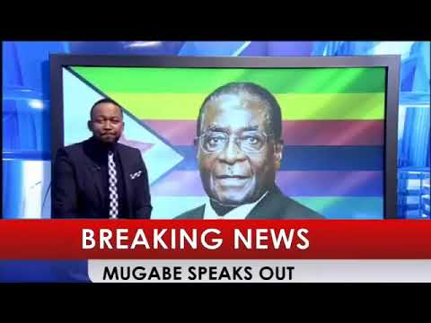 Former Zimbabwe President Robert Mugabe FIRST & FULL Interview