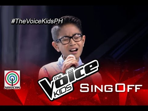 "The Voice Kids Philippines 2015 Sing-Off Performance: ""When I Was Your Man"" by Altair"