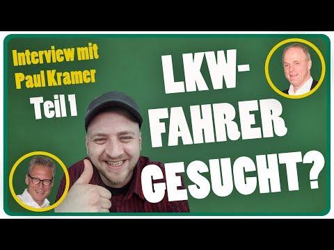 Interview mit Paul Kramer von lkw-fahrer-gesucht.com//Wir heißen Axel - Folge 92 //Gespräche im W50