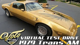 1979 Pontiac Trans AM Virtual Test Drive at Volo Auto Museum (V18956)