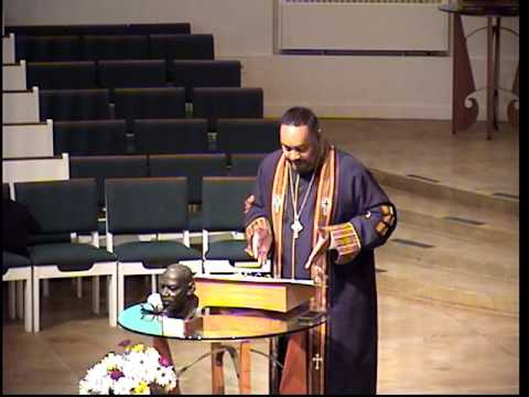 What the Church Should Cry Out For? - Rev Dr  William Bell 1-17-2016