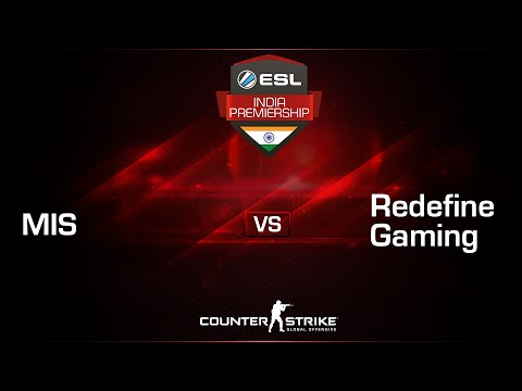 MIS vs Redefine Gaming - Starter Cup 2016
