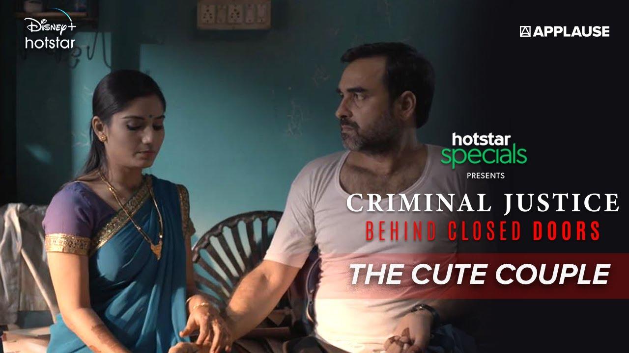 Download The Cute Couple - Pankaj Tripathi & Khushboo Atre | Criminal Justice S2 | Disney+ Hotstar VIP