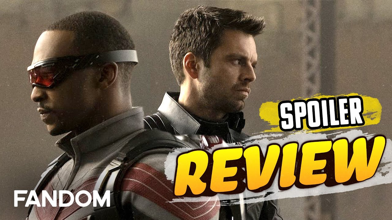 The Falcon and the Winter Soldier Episode 1 | Review! (Spoilers)