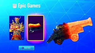 How To Get MAGMA WRAP! Fortnite Prisoner Stage 5 Skin WRAPS? How To Unlock Animated Weapon Skins!