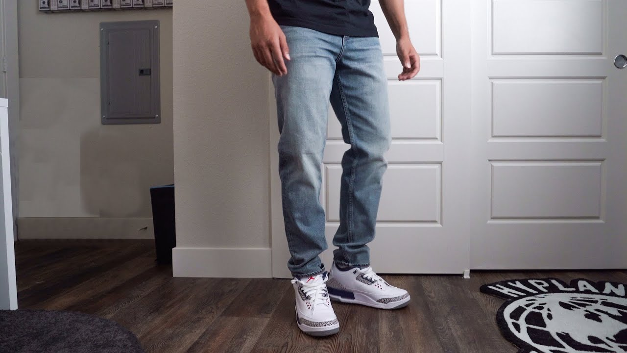 Best Jeans To Wear With Sneakers!