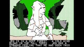 Gelfling Adventure for the Apple II
