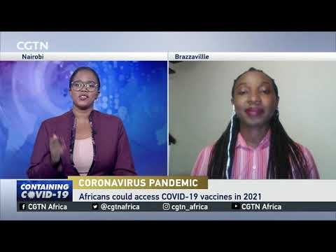 Delivery of COVID-19 vaccines to Africa