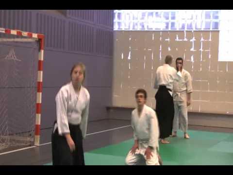 CMOM Aikido - 30.01.2016 - Interclubs Belleville Morangis