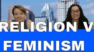 Religion vs Feminism | Jessi - Queens, NY | Atheist Experience 22.27