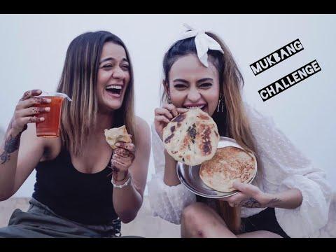 Download INDIAN STREET FOOD MUKBANG   Ft.Aradhna Sharma Mtv splitsvilla 12