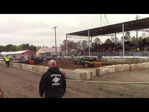 1 Goose Adam and Cody Running Medford Wi Fall Clean Up Show Stock Compact 10/6/2018