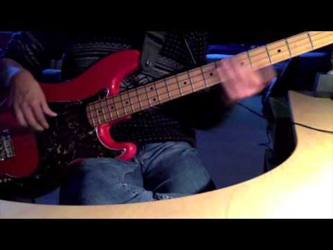The Clash - The Magnificent Seven (Bass Cover)