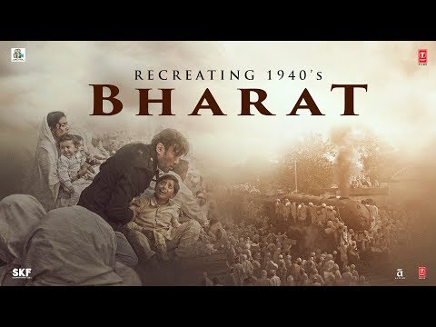 Making Of Bharat 1940 | Bharat | Salman Khan | Movie Releasing On 5 June 2019