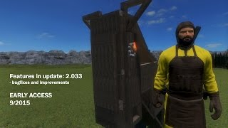 Medieval Engineers - Update 02.033 - Bugfixes & Improvements