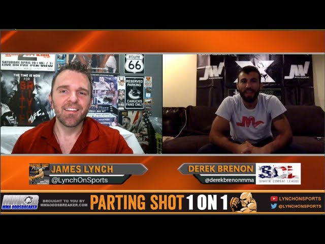 Undefeated Factory X featherweight Derek Brenon talks July 8th fight