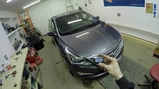 Установка автосигнализации StarLine A93 на Hyundai Solaris за 3 минуты(, 2015-12-27T18:22:41.000Z)