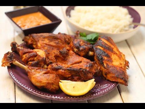 recette-de-poulet-tandoori-/-tandoori-chicken-recipe-/-تندوري-الدجاج