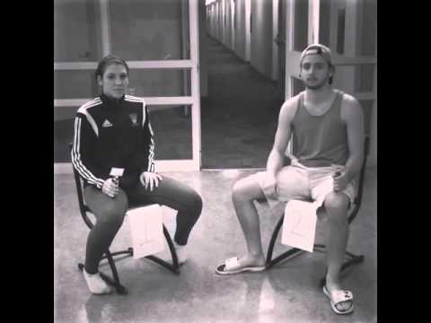 Matthew Laidlaw, Jacob Roy and Jordan Carr: Sport Psychology Video