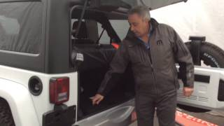 Jeep Wrangler Unlimited 2015 Tilbury review- Windsor -Chatham-kent