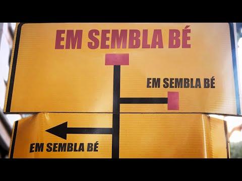 EM SEMBLA BÉ - Caïm Riba · Videoclip Oficial