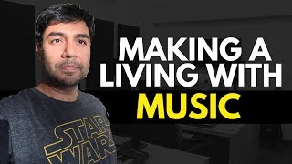 Making a living with Music - Gaurav Dayal - Beatfactory.in