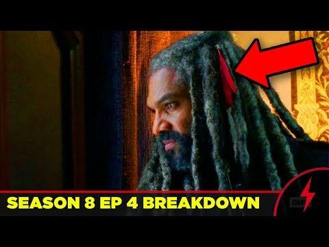 "Walking Dead 8x04 Breakdown - WHY EZEKIEL FAILED (""Some Guy"" Analysis)"