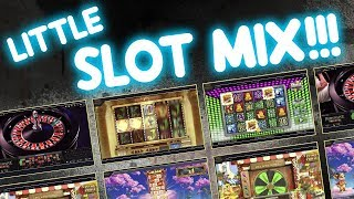 Small Mix of CRAZY Casino Action!!!