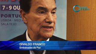 Acontece - 8CEM - Entrevista Divaldo