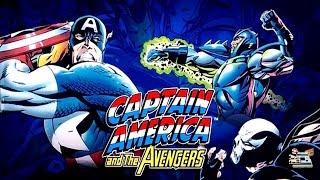 Captain America and the Avengers SEGA Mega Drive / Genesis прохождение [058]