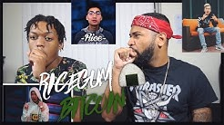 """WHY HE DID HER LIKE THAT!!??? - RiceGum """"Bitcoin"""" (Bhad Bhabie Diss)   FVO Reaction"""