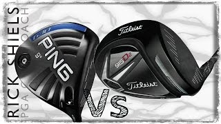 LONGEST DRIVE COMP Ping G30 Vs Titleist 915 D2